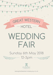 Great Western Hotel Newquay Wedding Fair
