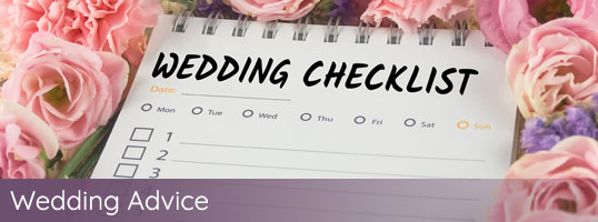 Wedding Planning - Advice & Information