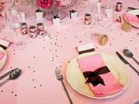 Pink Wedding Colour Scheme