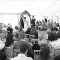 Cornwall Wedding Marquee Venue